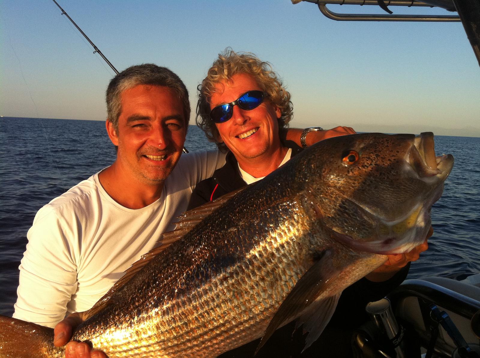 Safari di pesca d'altura