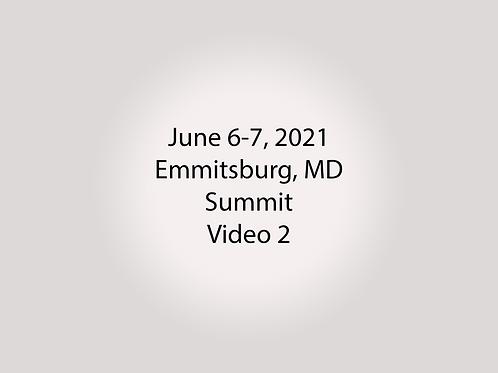 June 6-7 Summit Trial, Emmitsburg, MD: Lockers