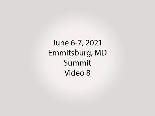 June 6-7 Summit Trial, Emmitsburg, MD: Academic Center Lobby