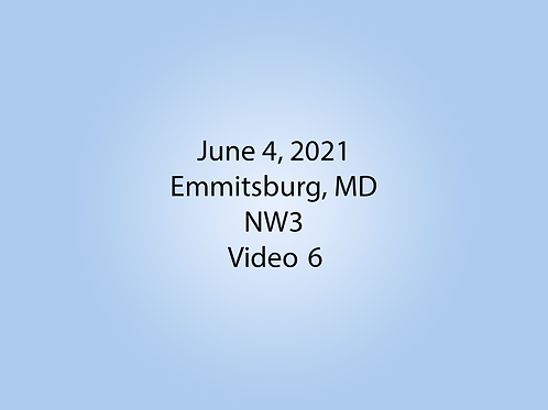June 4 NW3 Trial, Emmitsburg, MD: Container 2