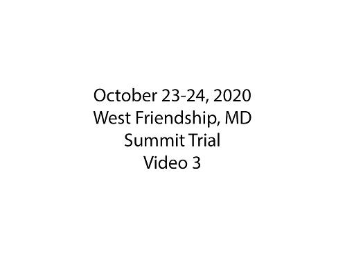 October 23-24 West Friendship, MD Summit Trial: Scrapyard