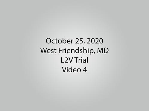 October 25 West Friendship, MD L2V: Tractor Mania