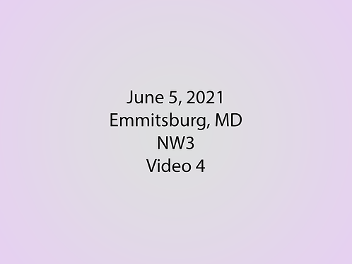 June 5 NW3 Trial, Emmitsburg, MD: Interior 1