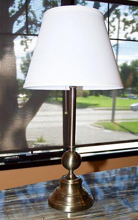 Peterson Lamp Company in Michigan
