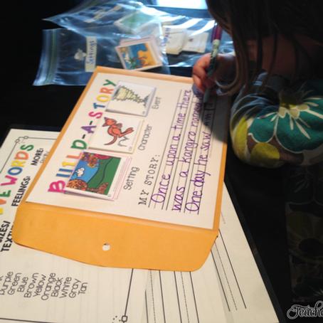 Teaching Creative Writing in Grades K-5