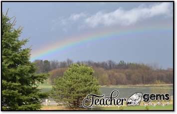 Spring Activities: Earth Day, Color by Number, and Fractions Freebie!