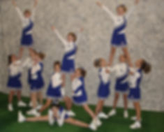 Cheer Classes in Jenison MI