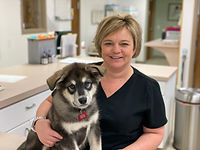Jackie Veterinary Technician.HEIC