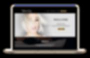 Beauty Salon website in Grand Rapids
