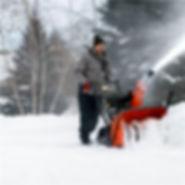 Snow blower services near Grandville, MI
