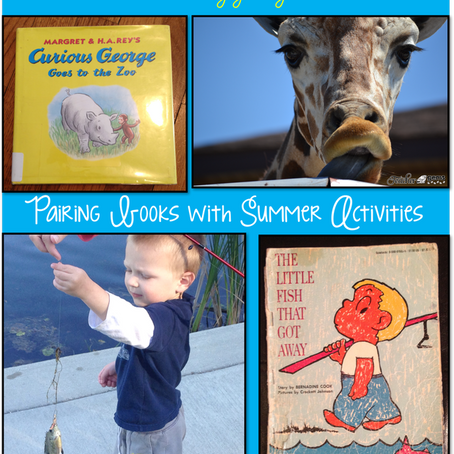10 Summer Reading Activities that will have your Child Begging to Read More!