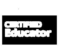 certified educator logo
