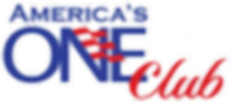 America's One Club Logo