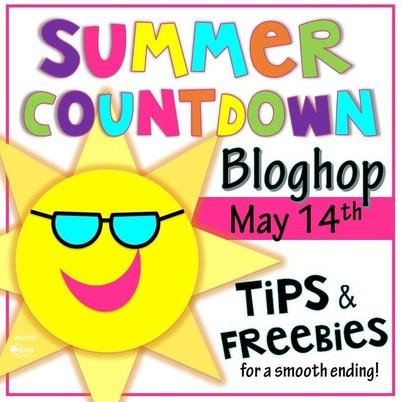 Summer Countdown Blog Hop & Giveaway!