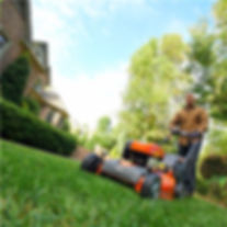 lawn mowers services near grandville, MI