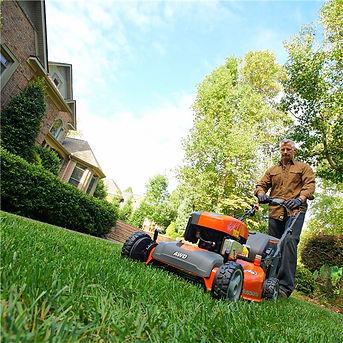 lawn mowers services near grandville, MI