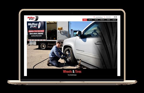 Automotive website in Grand Rapids