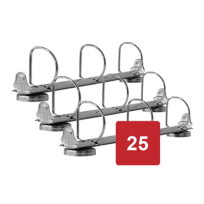 "1.5"" D-Profile (25 Pack)"