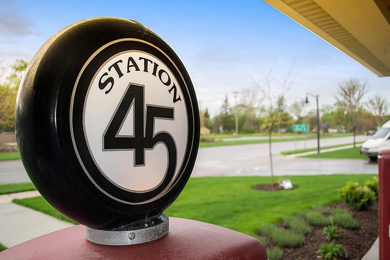 Mechanic station 45