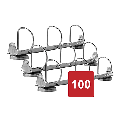 "1.5"" D-Profile (100 Pack)"
