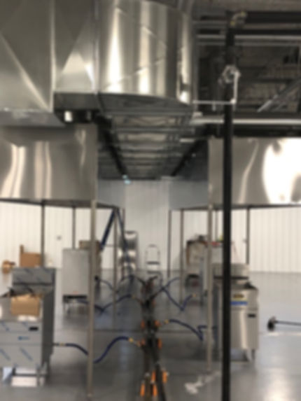 stainless steel hood and make up air .jp