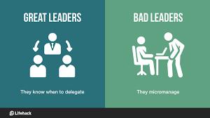 PART 1: The Principles of Proper Delegation