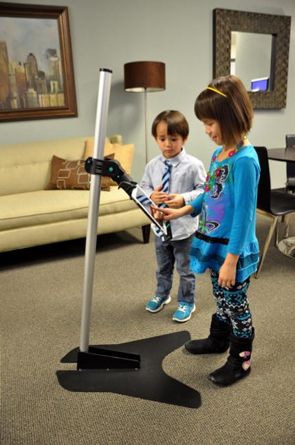 Kids using Justand