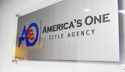 America's One Title Agency