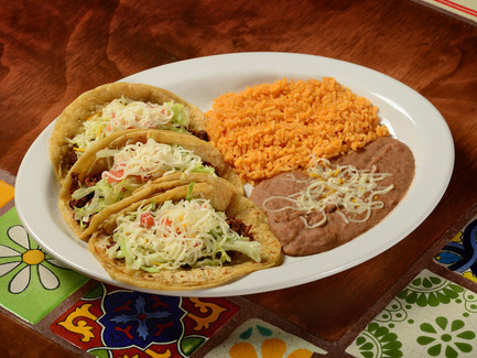 Taco Dinner with Cheese