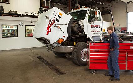 West Michigan Truck repair