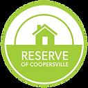 Reserve of Coopersville Logo