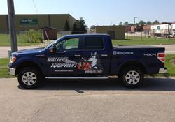 Truck Signs Grand Rapids, Michigan