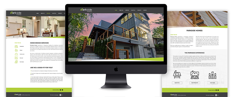Real Estate Web Design in Grand Rapids