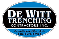 De Witt Trenching Official Logo