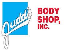 Judd's Body Shop Logo