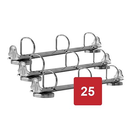 1″ D-Ring (25 Pack)