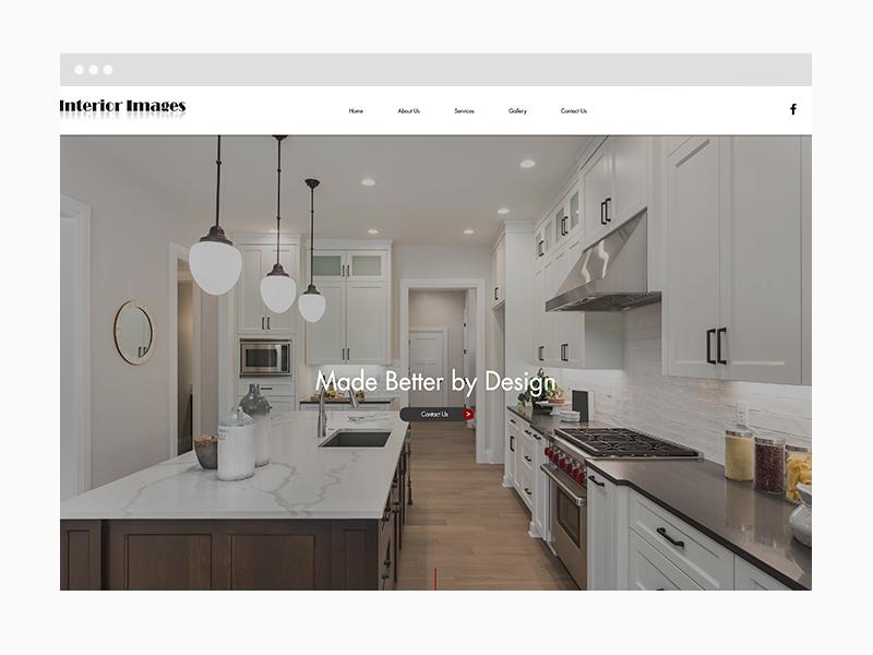 Flooring Web Design Sample