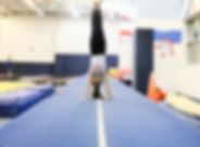 Gymnastics classes