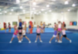 Cheer and Dance Classes in Jenison MI