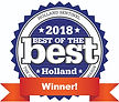 Best of the Best Holland Winner Badge