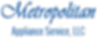 Metropolitan Appliance Service Logo