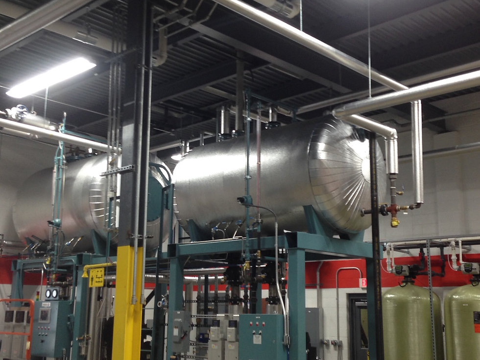 Landman Insulation Grand Rapids Mechanical Insulation