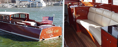 We attended many prestigious boat shows & festivals from Northern Michigan to South Florida!