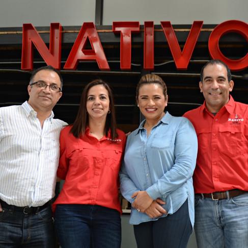Primero Honduras, Segundo nuestra Finca y por último nuestro nombre…