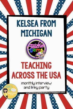 Teaching Across the USA Guest Post on Michigan