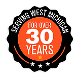 West Michigan Service badge