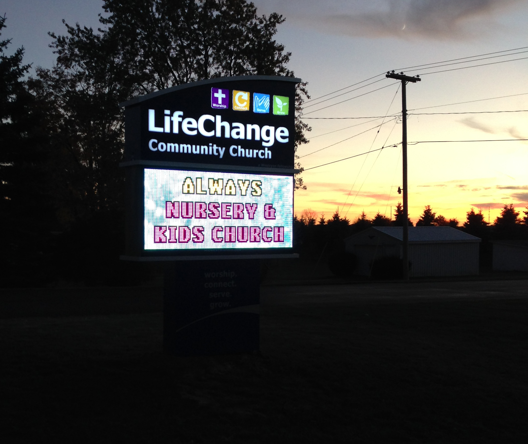 Church LED Signs