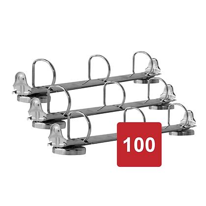 1″ D-Ring (100 Pack)