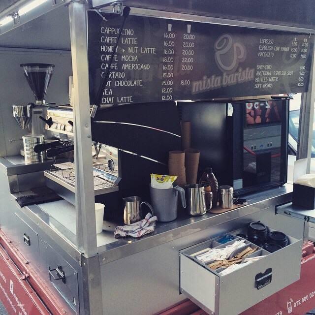 coffee tuktuk piaggio