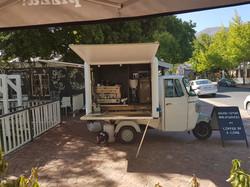 Coffee food truck